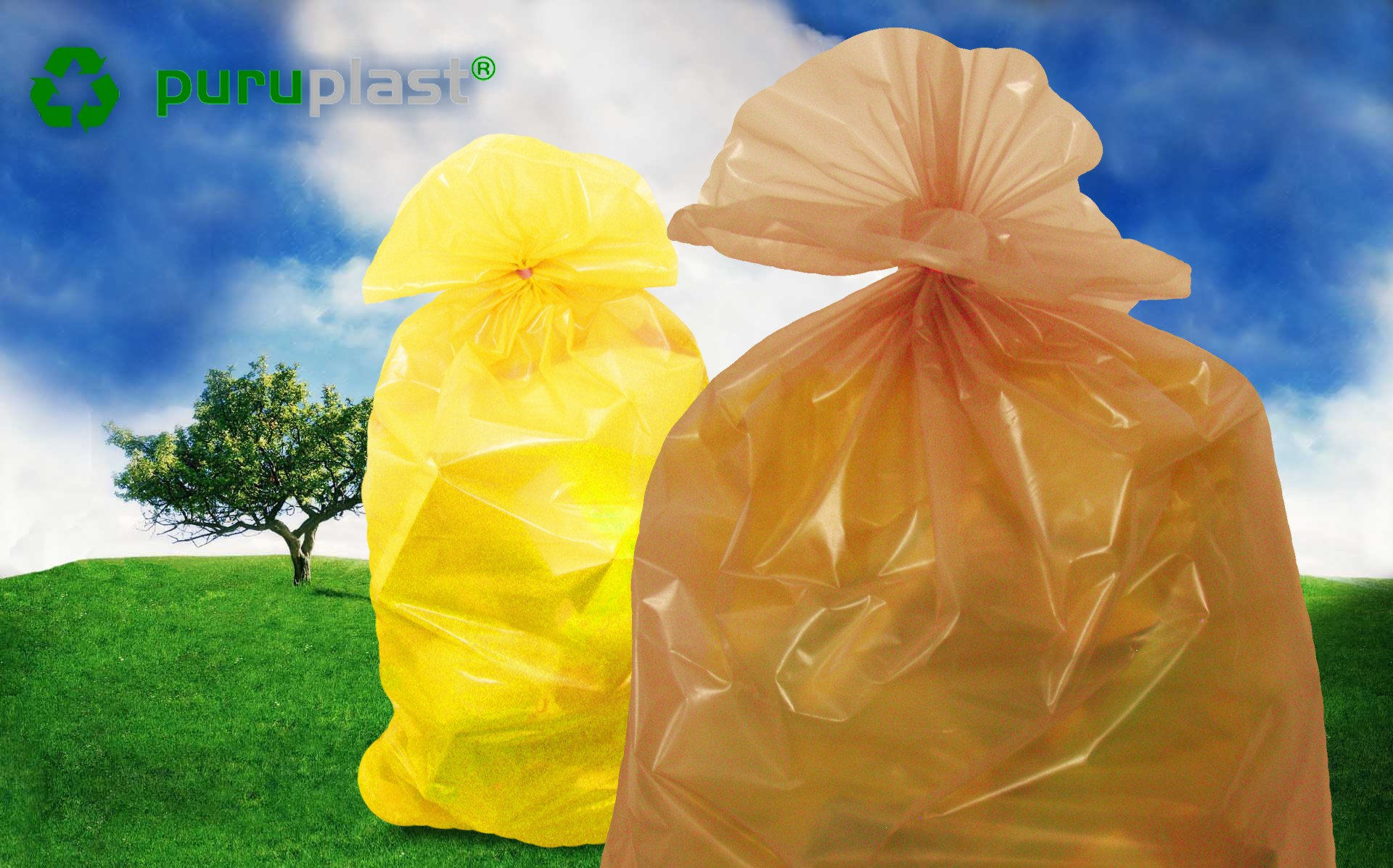Plastové pytle